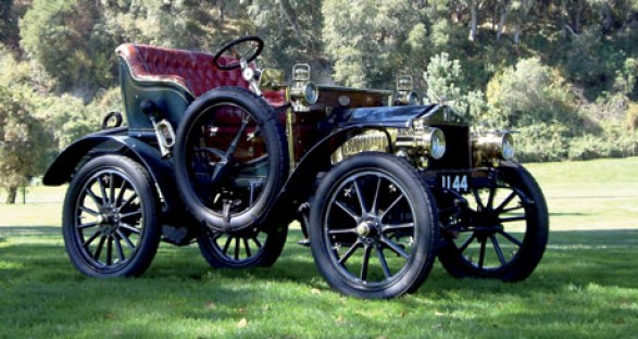 1904 Rolls Royce 10 HP Two-Seater ($7.25 million)
