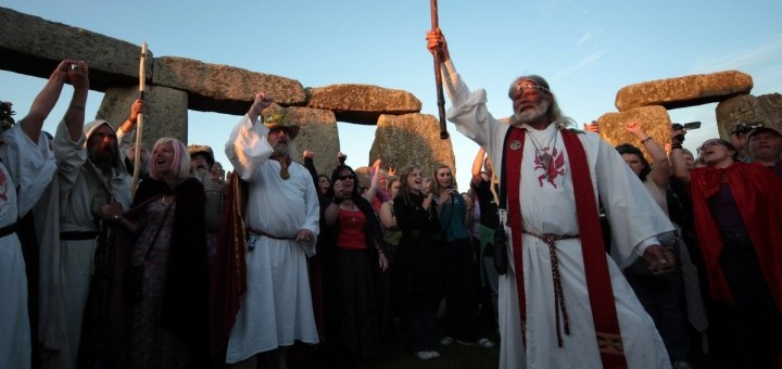 Stonehenge may have been built for acoustics
