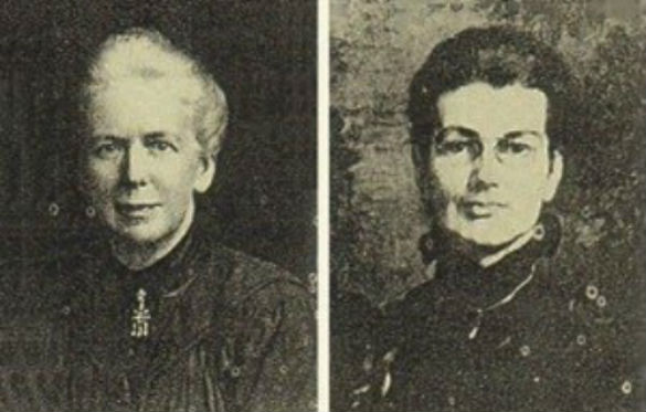 Charlotte Anne Moberly and Eleanor Jourdain