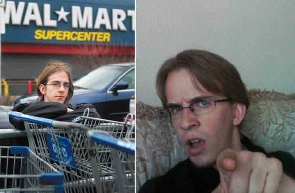 College Student Breaks Into Fame After Living in Walmart for 41 Hours