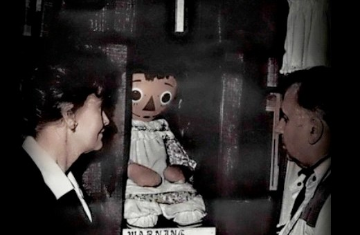 The World's Most Haunted Objects