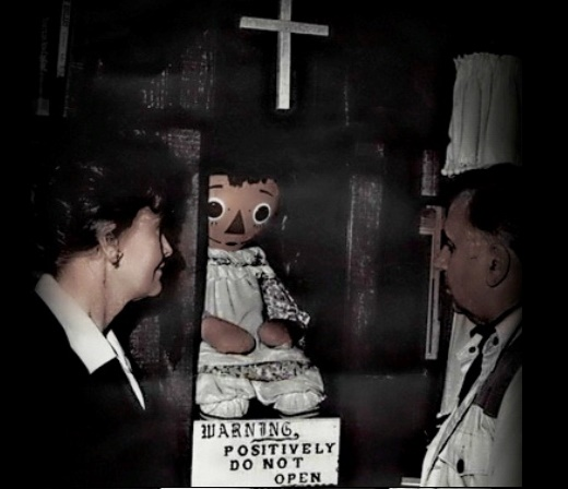 Haunted Doll Terrifies Two College Students