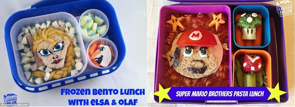 San Francisco Writer Creates His Own Lunch Boxes