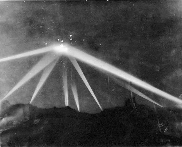 The Battle of Los Angeles 1942
