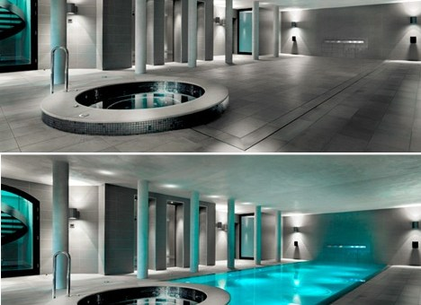 The Best Hidden swimming Pools
