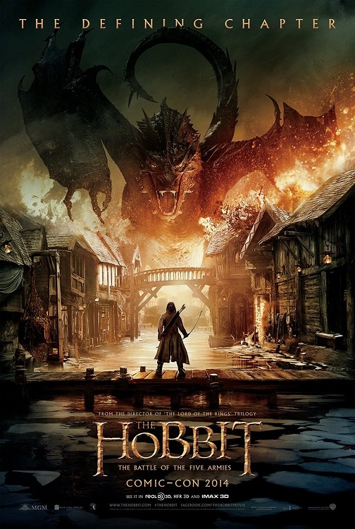 The Hobbit: The Battleof the Five Armies (December 17th, 2014)