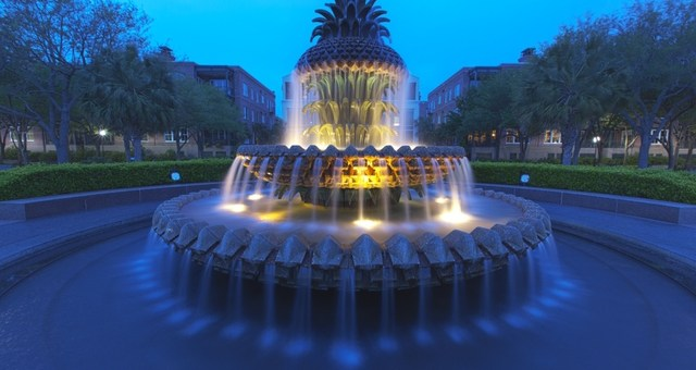 Fountains that Would Leave You Breathless