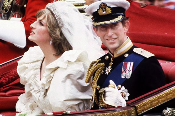 Royal England Couple Prince Charles and Lady Diana Tie the Knot for $115 Million