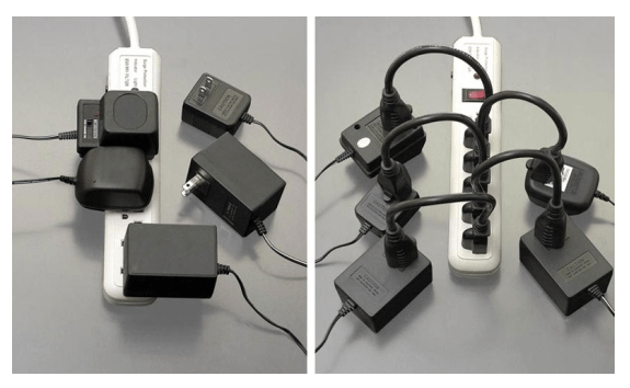 This extended cord