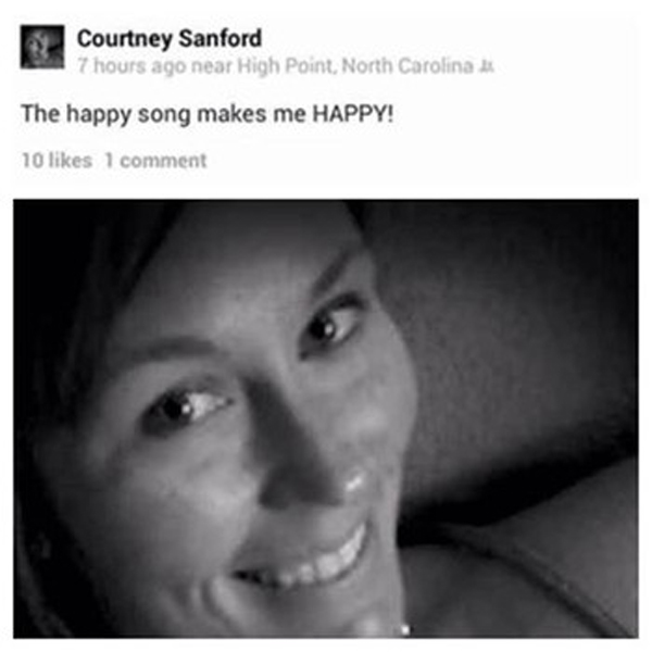 Woman Dies After Posting A Selfie To Facebook