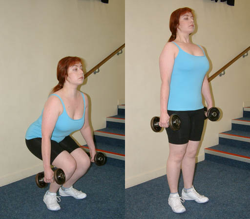Dumbbell Exercises Before Bed