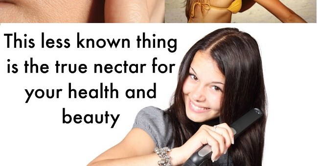 This less known thing is the true nectar for your health and beauty