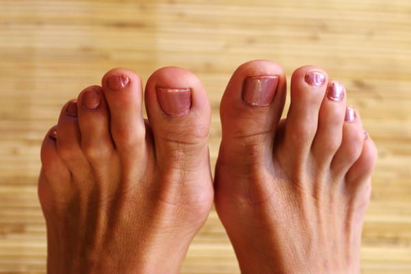 Your Big Toe and Second Toe