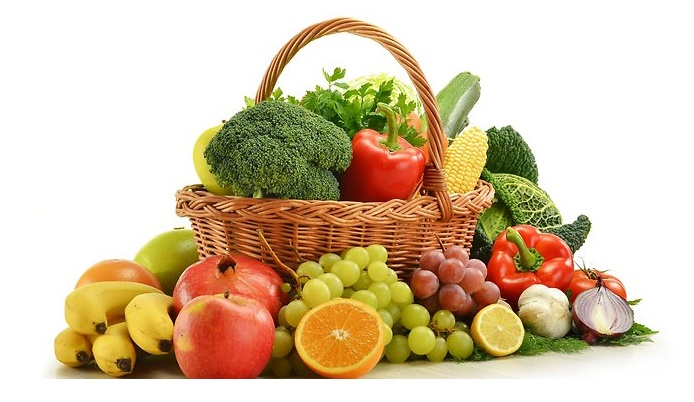 Add healthy fruits and veggies that will help you relieve your allergies