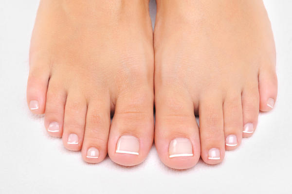 Your toes may be an indicator