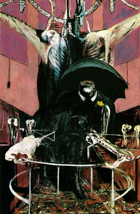 """Francis Bacon """"Painting"""""""