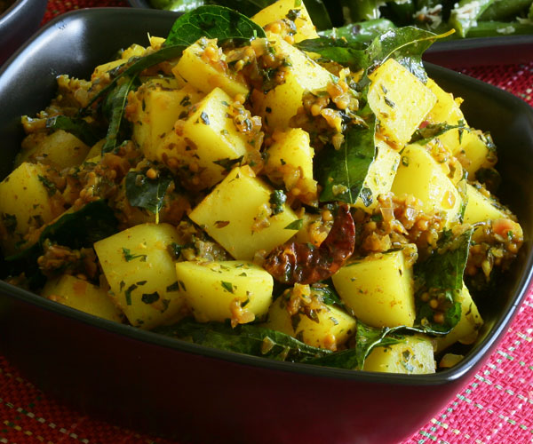 Curry leaves in Diet