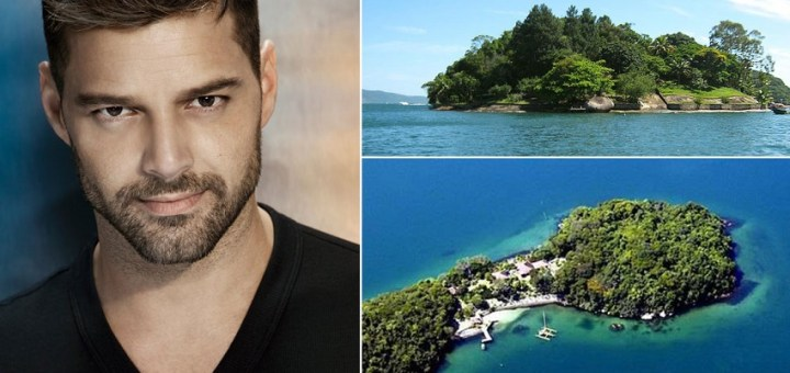 10 Celebrities who own their private Islands