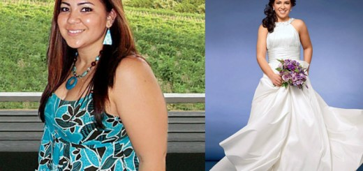 She shed 39 pounds to fit her wedding dress and so did they!