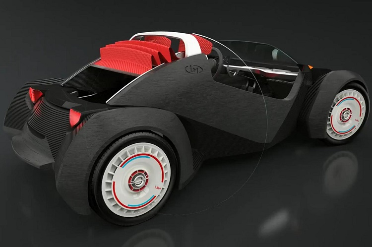 Technology Behind The 3D Printed Car