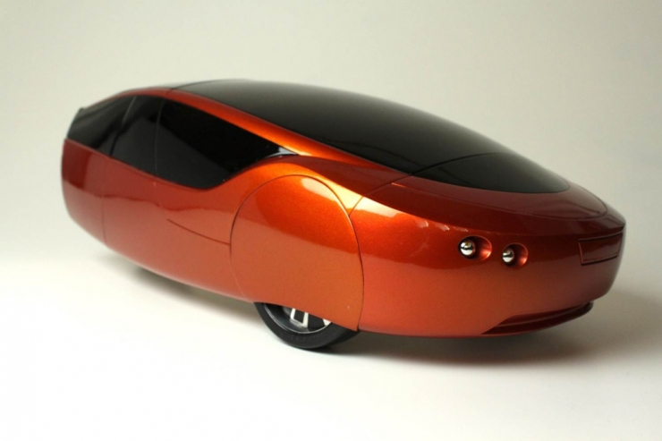 The World's First 3D Printed Cars