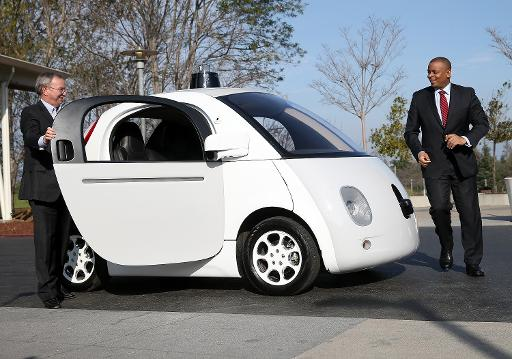 When will Google Car be available
