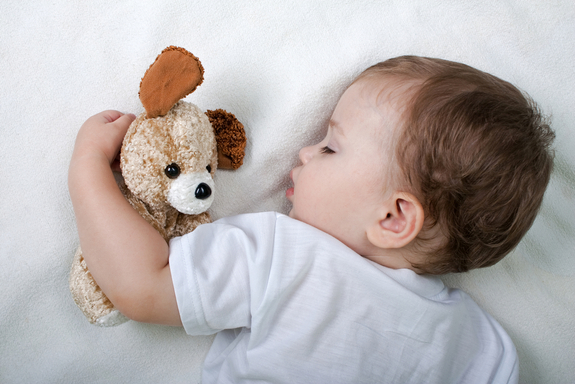Young children do not appear in their own dreams