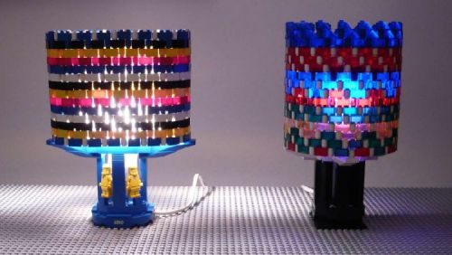 Lego Lamps