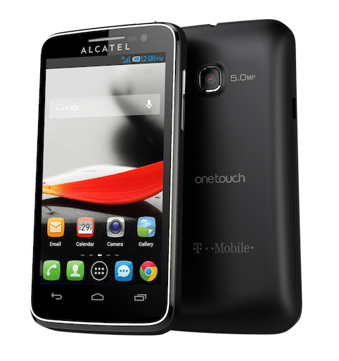 Alcatel One touch Evolve (SAR Value of 1.49)
