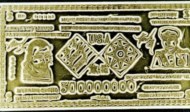 Chinese Gold Bar Ciphers