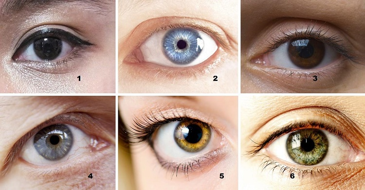 Do you know what your eye color says about your personality?
