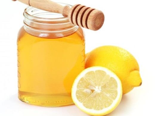 Honey and Lemon Juice