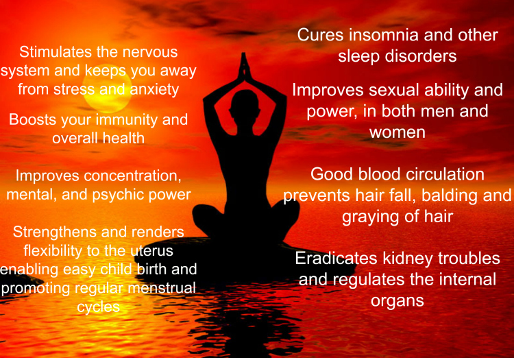 Other benefits of Surya Namaskar