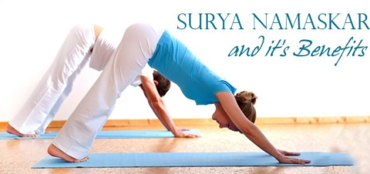 Proven benefits of Surya namaskar on human body