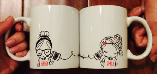 perfect gifts that show the love between you and your bestie