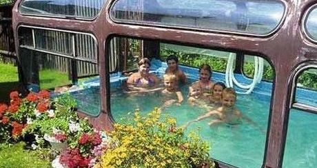 7 very unique ideas to build a pool