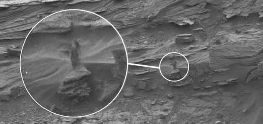 Have you seen this unbelievable image sent from Mars?