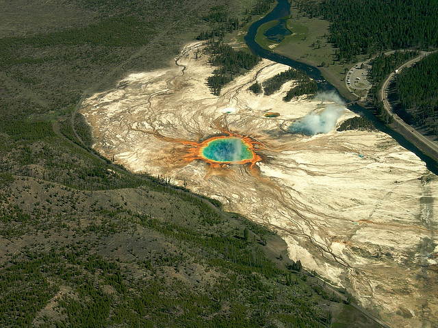 Odds of Yellowstone super-volcano erupting