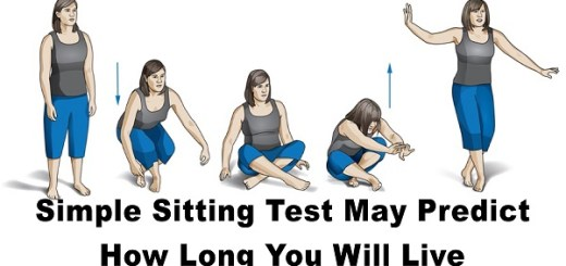 Want to know how long you will live? Take this sit-stand test and find out