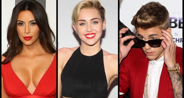 8 Overexposed celebrities in Hollywood