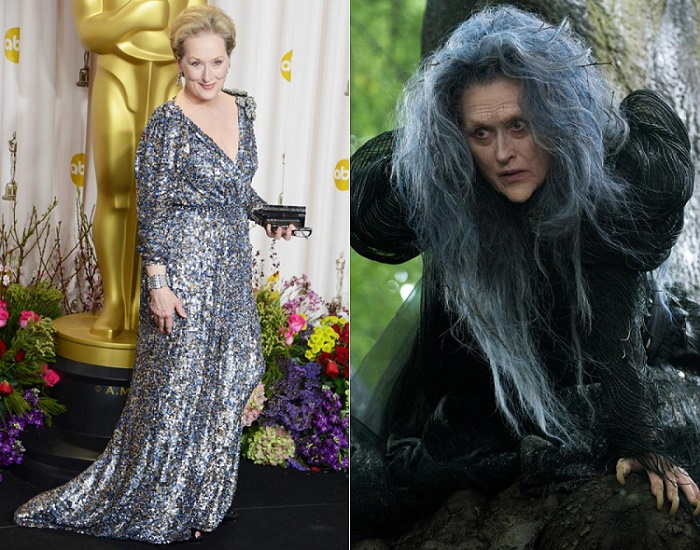 Meryl Streep – Into the Woods
