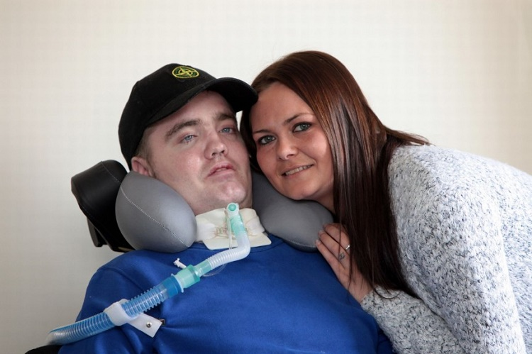 Reattachment of Head to Spine After Car Crash