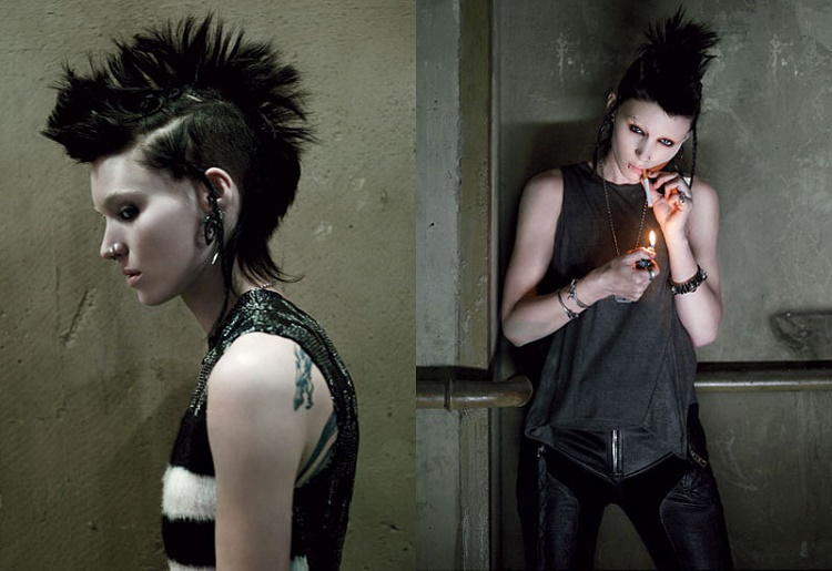 Rooney Mara – The Girl with the Dragon Tattoo
