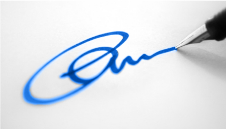 The Smaller than Average Signature