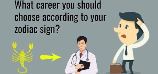 Depending on your Zodiac Sign which career option is best for you