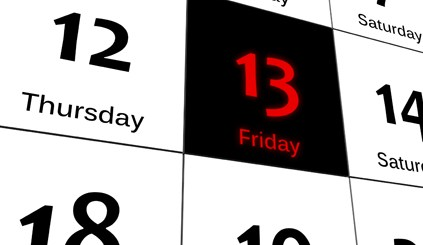 Do you know these facts about Friday the 13th?