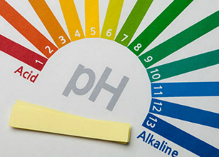 How to establish your pH level with urine?