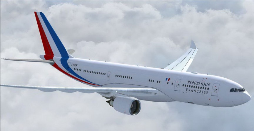 Airbus A330-200 – France