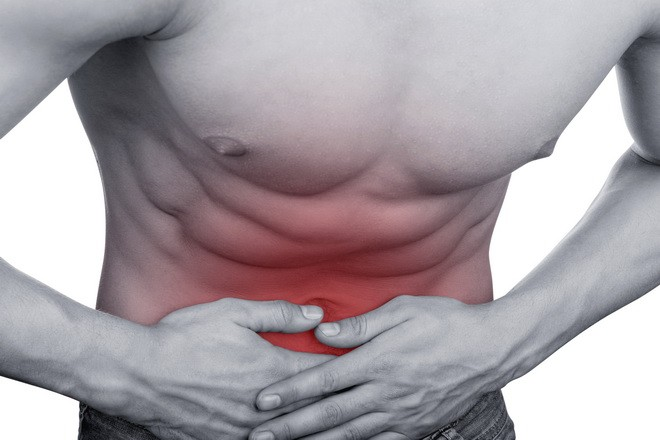 Inflammation in pelvic or leg area