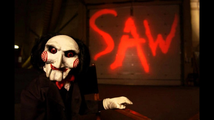 Is there some resemblance between Jigsaw and Kevin?